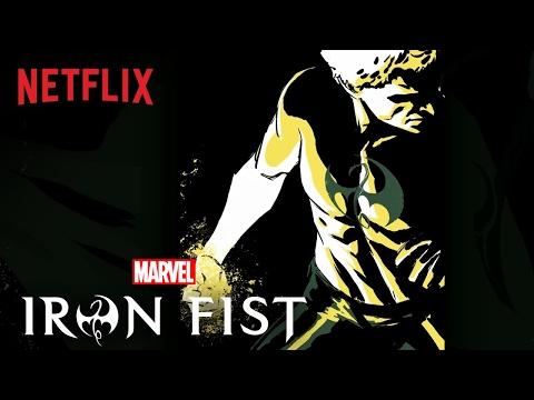 Marvel's Iron Fist | Joe Quesada Art Timelapse [HD] | Netflix