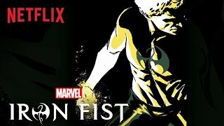 Marvel's Iron Fist   Joe Quesada Art Timelapse [HD]   Netflix