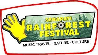 Senapati Rainforest Festival 2018 Adv