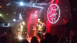 Pekař - Bůh ( Lucerna music bar 6.3.2017)