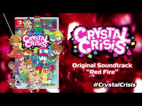"Crystal Crisis Original Soundtrack: ""Red Fire"""