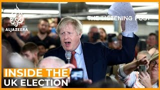 Misinformation, lies and media spin: Inside the UK election | The Listening Post (Full)