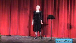 comtv.ca - ARTS: Amara Hellman The Witches Grand High Witch   R  Dahl