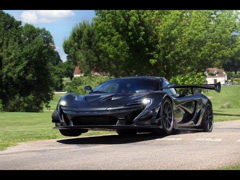£250,000,000+ McLaren F1 & P1