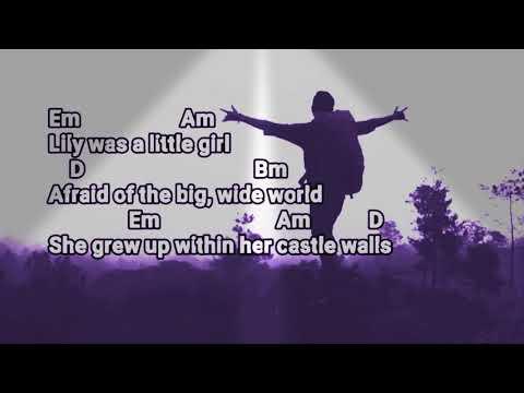kunci-gitar-lagu-lily-alan-walker