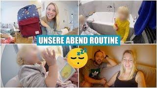 Abend Routine mit 3 Kindern 😴 | Zukunft sichern & Schulzubehör Haul | Isabeau