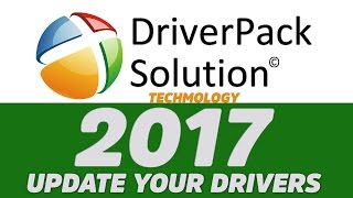 DriverPack Solution 17 -  Latest Edition - 2017