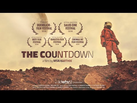 The Countdown || A Sci-fi Thriller Short Film by MSN Karthik