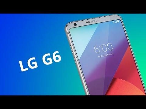 LG G6 - ANÁLISE COMPLETA - Canaltech