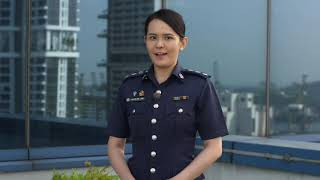 Crimewatch 2018 Episode 1 - Advisory on China Officials Impersonation Scam (Mandarin)