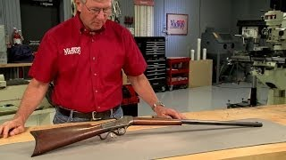 Gunsmithing - How to Make a New Mainspring for a Ballard Rifle