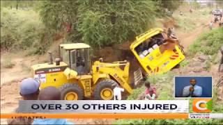 10 pupils killed in road crash #SundayLive