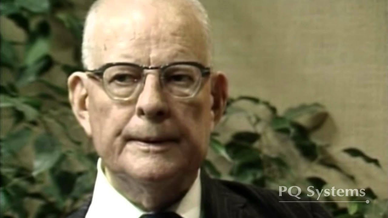the granddaddy of total quality management tqm dr w edwards deming