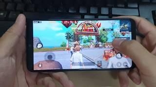 Test Game PUBG Mobile on ViVo Y91C