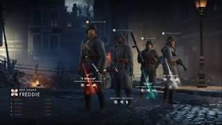 Battlefield 1 - Conquest - Prise of Tahure - Random Gameplay (33-11)