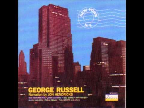 George Russell: Manhattan