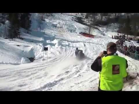 Mosjøen hill climb 2014