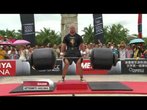 World's Strongest Man 2013 Finals