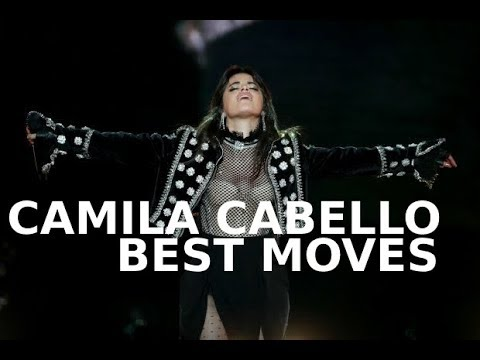 CAMILA CABELLO BEST MOVES AT NEVER BE THE SAME TOUR Mp3