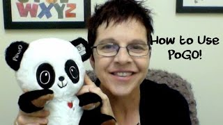 How to Use PoGO Potty Panda for Positive Potty Training
