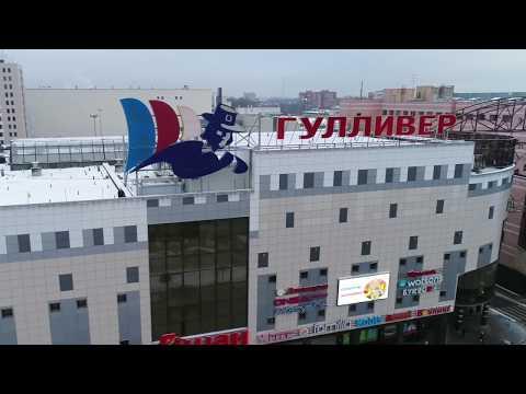 ТРК «Гулливер», Санкт Петербург. «Квадратные метры»