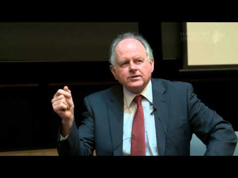 Macquarie Reflections - A Conversation with Professor Jim Piper