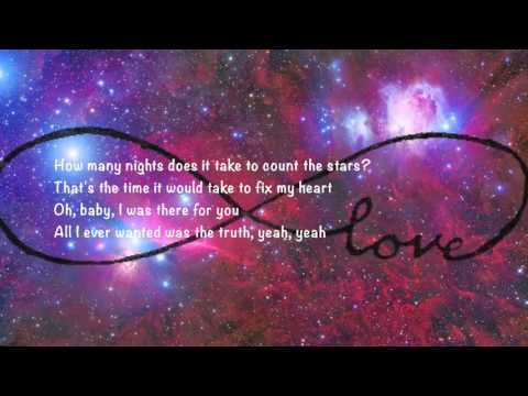 Infinity- The Overtunes ft. KHS (One Direction Cover) Lyrics