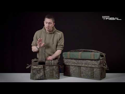 Trench Gear COMPACT CARRYALL / LARGE & RUCKSACK - '18 Tribal Luggage | EUROPE
