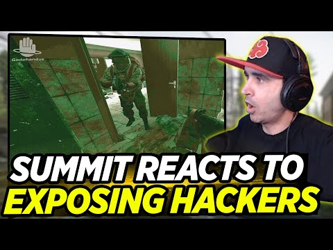 Summit1g Reacts: Hackers Exposed in Escape from Tarkov
