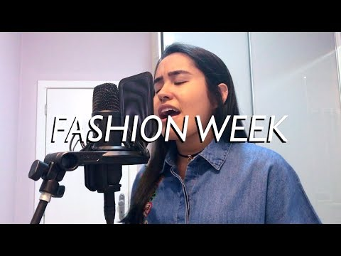 fashion week by blackbear | cover