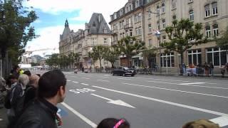Люксембург. Военный парад 23 июня. 2015 г. (8). Luxembourg. Parade militaire.