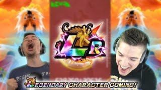 WE'LL NEVER TOP THIS! OUR BEST LR DOKKAN DUAL SUMMON! RHYME vs NANO! Dragon Ball Z Dokkan Battle