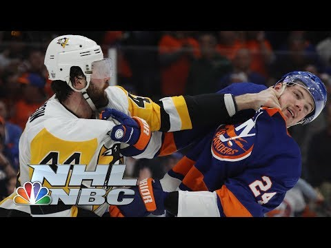 NHL Stanley Cup Playoffs 2019: Penguins vs. Islanders | Game 2 Highlights | NBC Sports