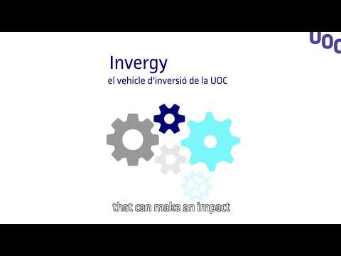 Invergy: the UOC's investment company for start-ups with social impact
