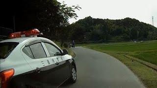 救急車 とすれ違った後 事故現場 に行着いた ドライブレコーダー thumbnail