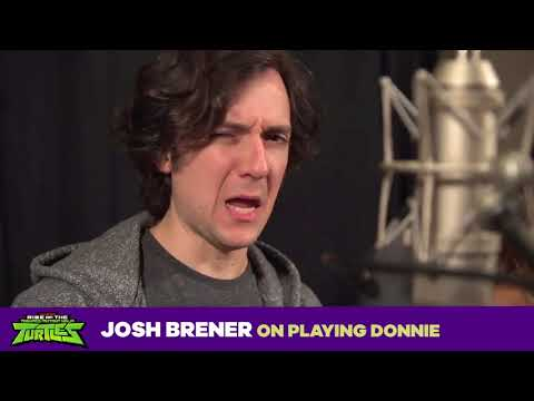 2018 Donatello  Josh Brener on Rise of The TMNT