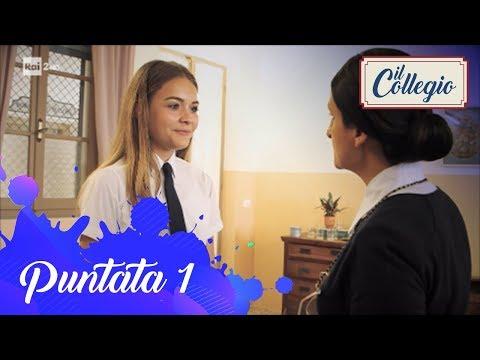 L'ispezione nelle camerate - Prima puntata - Il Collegio 3