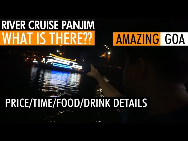 River Cruise in Goa | Panjim I  Review