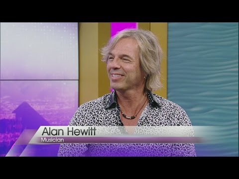 Musician Alan Hewitt chats new jazz group and album