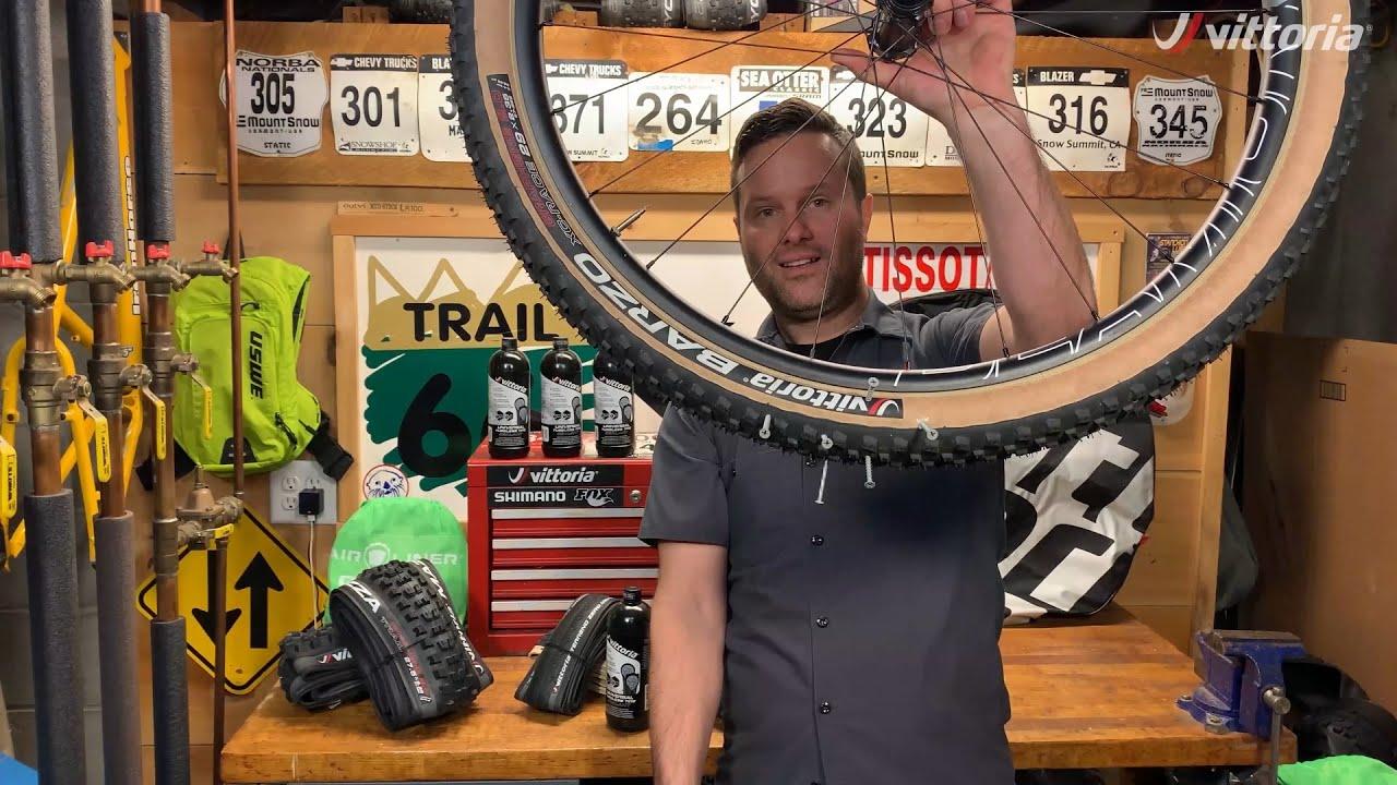 New Vittoria Tubeless Tire Sealant