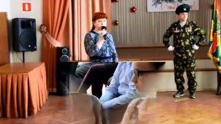Урок мужества в МОУ № 46 гор Тольятти