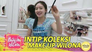 Intip Koleksi Makeup Wilona !!