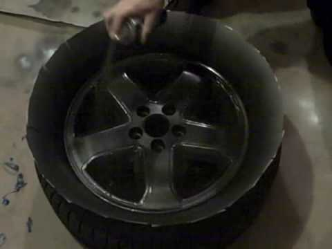 Acura TL TypeS Rims Being Redone Fo YouTube - Acura tl type s wheels