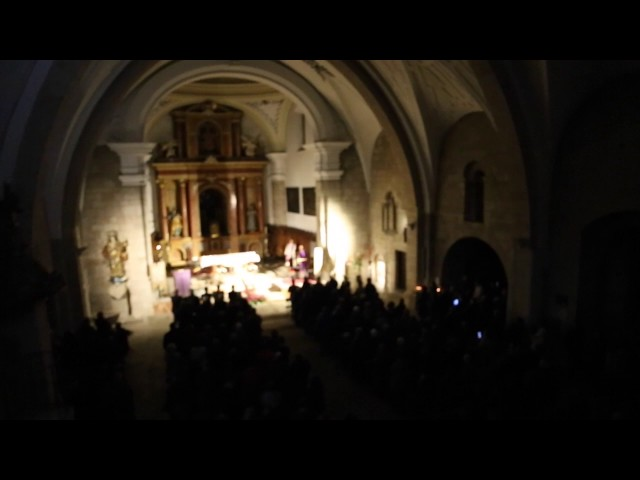 'Jerusalem, Jerusalem' - Triduo Hermandad Penitencial del Cristo de la Buena Muerte