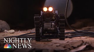 Robot Rescue: Behind The Technology Deployed For Disaster Relief | NBC Nightly News