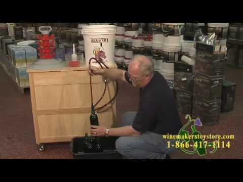 Winemaking Lesson 18 - Bottling