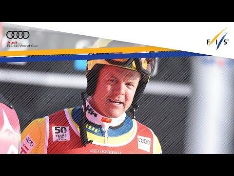 Road to PyeongChang - Mattias Hargin | FIS Alpine