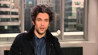 "Ironside: Neal Bledsoe ""Teddy"" Official TV Interview"