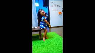 【こなつ☆3歳】 ものまねをする(*^^)v 名物の園長先生編