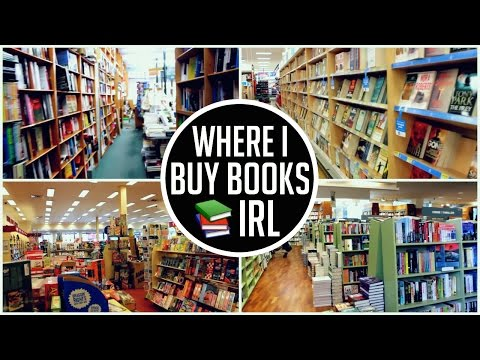 Where I Buy Books In Real Life
